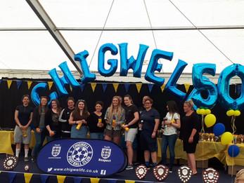 Presentation 2019 - Chigwell Ladies