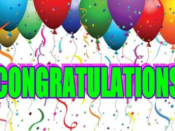 Congratulations U14s