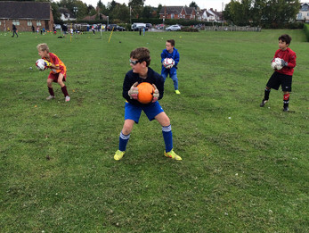 Griffin Academy offers free goal keeping session