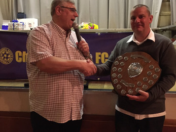 Presentation 2015/16 - Clubman of the Year