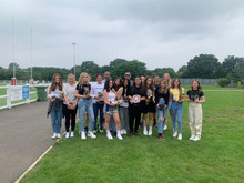 U15 Girls Presentation 2021