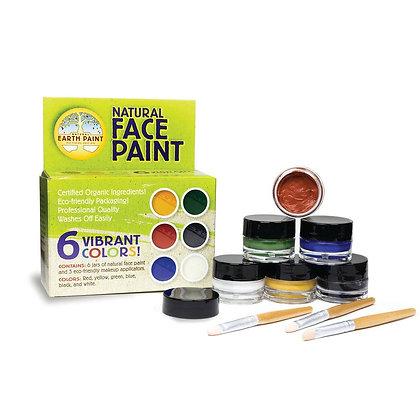 Natural Face Paints