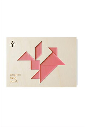 Rabbit Tangram Puzzle for Kids with Additional Combinations