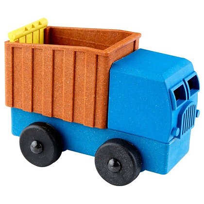 Dump Truck Toy Puzzle for Kids Sustainably Made