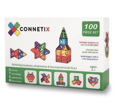 Connetix Magnetic Tiles 100 pc