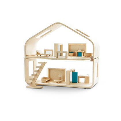 Large Contemporary Modern Playhouse for Kids