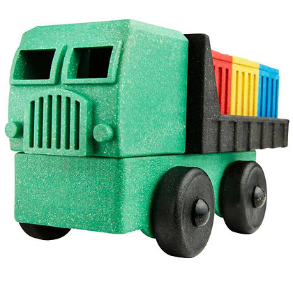 Cargo Truck Puzzle for Kids Sustainably Made