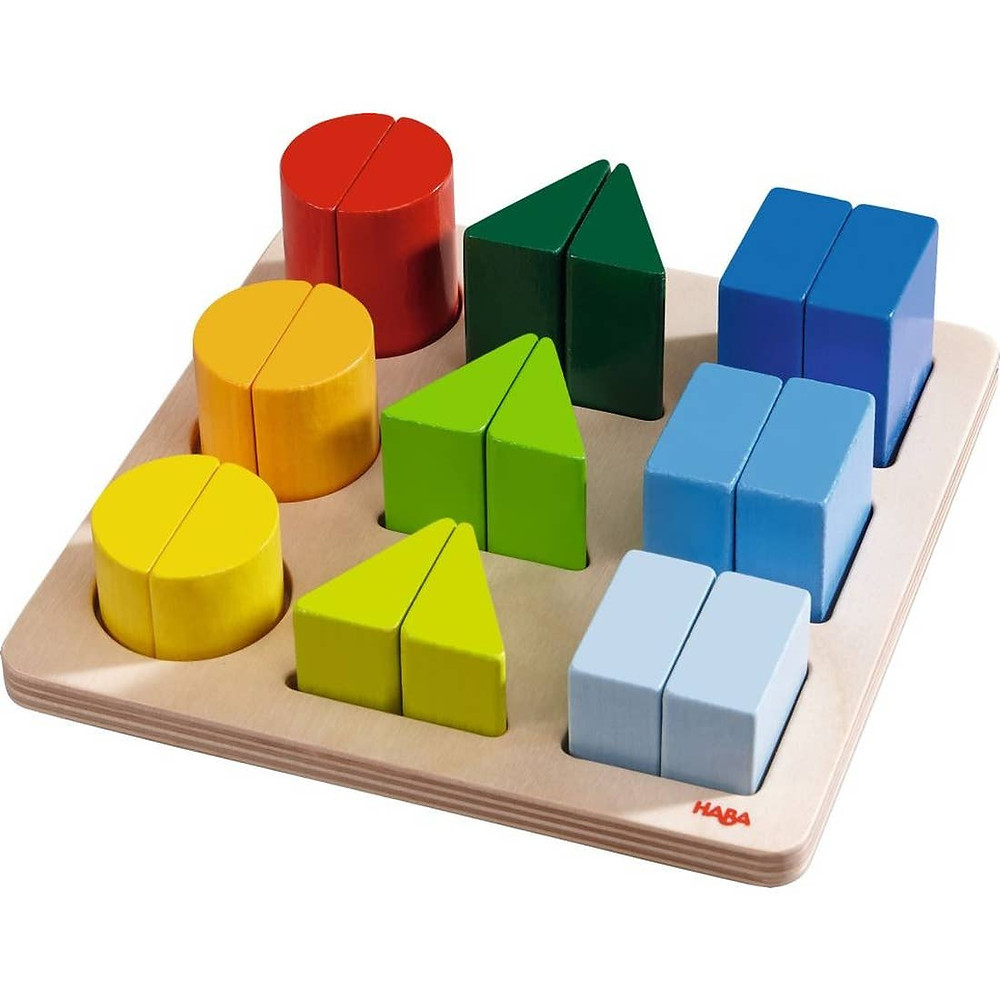 Close-Ended Puzzle Toy