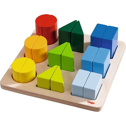 Perfect Pairs Shape Puzzle for Kids