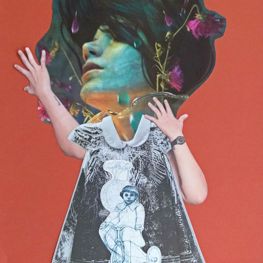 FREE - The Alchemy of Collage: An Introduction to the Practice