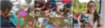 Taller de collage / Collage workshop