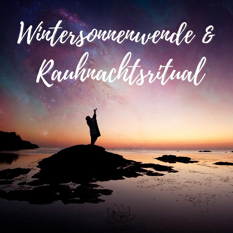Wintersonnenwende 108 & Rauhnachtsritual 2021