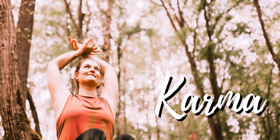 Karma Movement - Prana Flow Vinyasa für Indien
