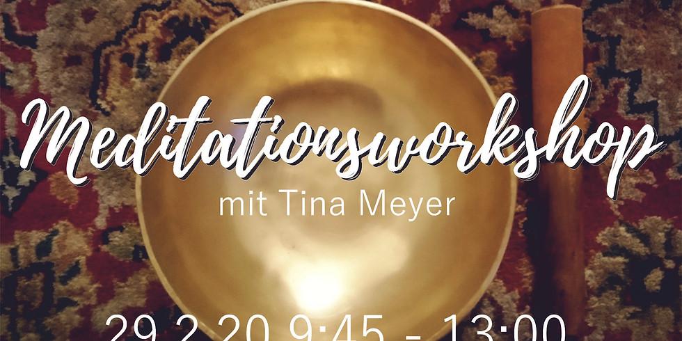 """Meditation """"Das Herz öffnen"""" (mit Tina Meyer)"""