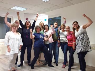 Super Heldin Empowerment Manuela Rukavina Juni