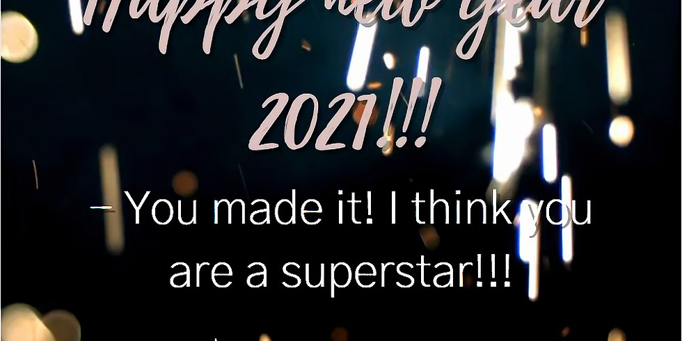 108 Happy New Year Sun Salutations