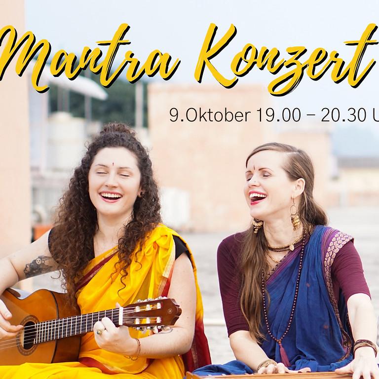 Mantra Konzert mit Akasha - Alchemy of Sound