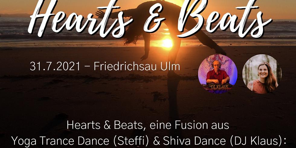 Hearts & Beats  - Silent Yoga - Trance Dance - Beats und Musik