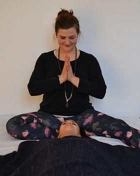 Dr. Stefanie Rukavina, Thai Yoga Körperarbeit