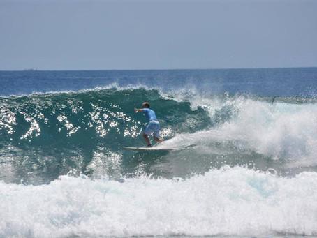 Surfen und die Welle deines Lebens...