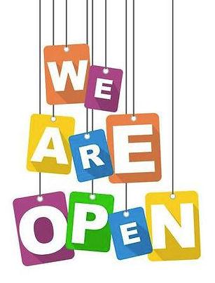 we are open.JPG