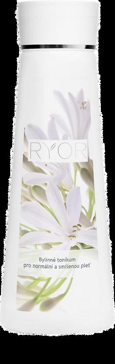 Травяной тоник для нормальной и смешанной кожи RYOR