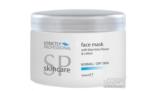 Маска для нормальной и сухой кожи лица