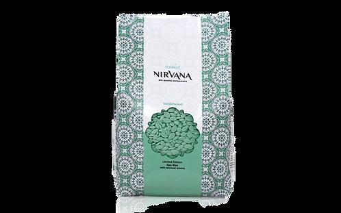 Гарячий віск Сандал NIRVANA ItalWax у гранулах Аromatic SPA, 1 кг