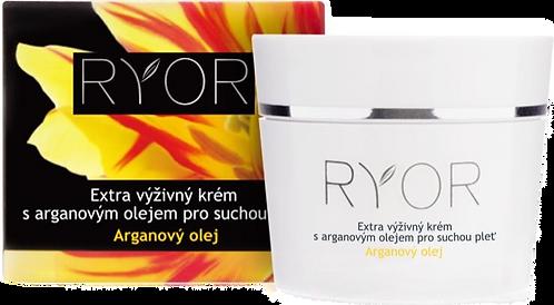 Екстрапоживний з аргановою олією для сухої шкіри RYOR