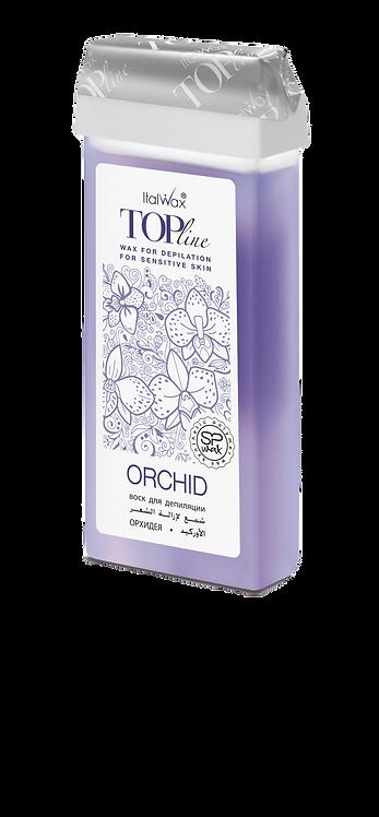 Гібридний теплий віск Орхідея Top Line ItalWax (ш/р), 100 мл NEW