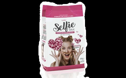 Пленочный воск для депиляции лица Selfie(Селфи) в гранулах