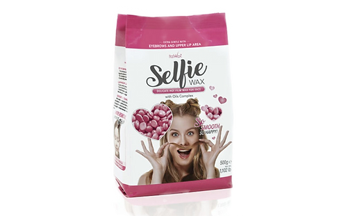 Гарячий віск Selfie ItalWax у гранулах, для обличчя, 500 г