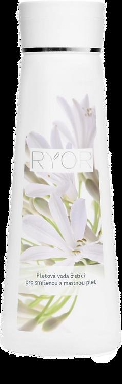 Очищающий лосьон для смешанной и жирной кожи RYOR