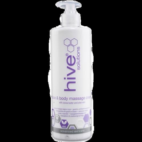 Крем для масажу обличчя і тіла HIVE (дозатор)