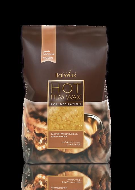 Воск горячий гранулированный натуральный Ital Wax