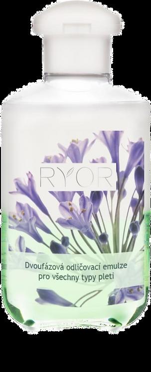 Двофазна емульсія для зняття макіяжу для всіх типів шкіри (флакон) RYOR