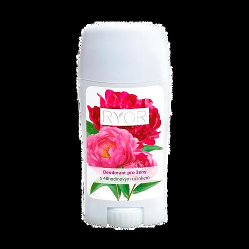 Дезодорант для жінок з 48-годинним ефектом RYOR