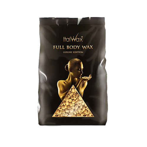 Гарячий віск FULL BODY ItalWax у гранулах, преміум-клас, 1 кг