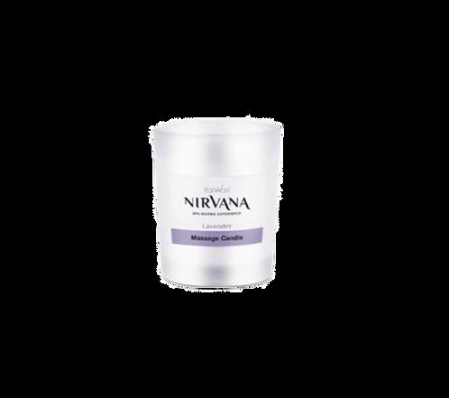Ароматическая свеча NIRVANA Лаванда 50мл