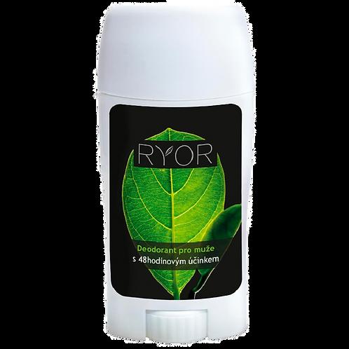 Дезодорант для чоловіків з 48-годинним ефектом RYOR