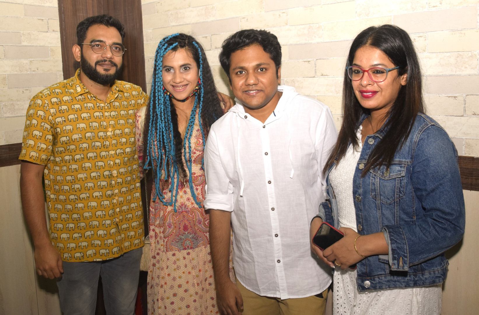 Namuk Brishti Press Conference