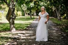 Ball dress gown