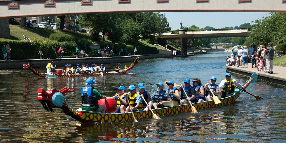 2019 Chinese Dragon Boat Festival