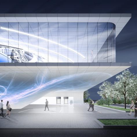 """""""Rosatom"""" Atomic Energy Pavilion"""