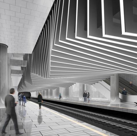 Terekhovo Underground Station