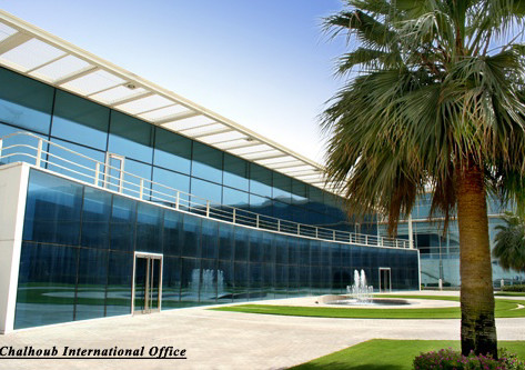 Office Building in Jebel-Ali