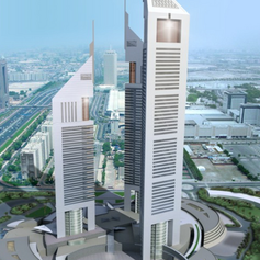 Emirates Towers Extention