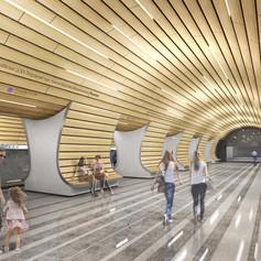 Станция метро Ржевская