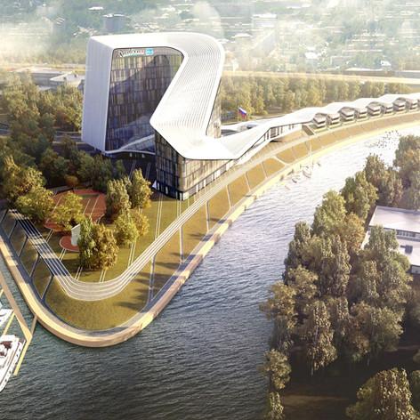 Radisson Blu Moscow Riverside