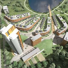 """Setun"" Residential Development"